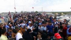 (Özel haber) Ülkelerine giden Suriyelilerin sayısı 30 bini aştı