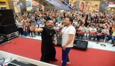 Doğukan Manço ve Aydın Kurtoğlundan muhteşem performans