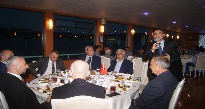 Türk Dünyası İstanbulda buluştu