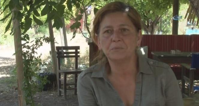 Kırmızı fularlı kızın anne ve babası Beyrut dönüşü gözaltına alındı