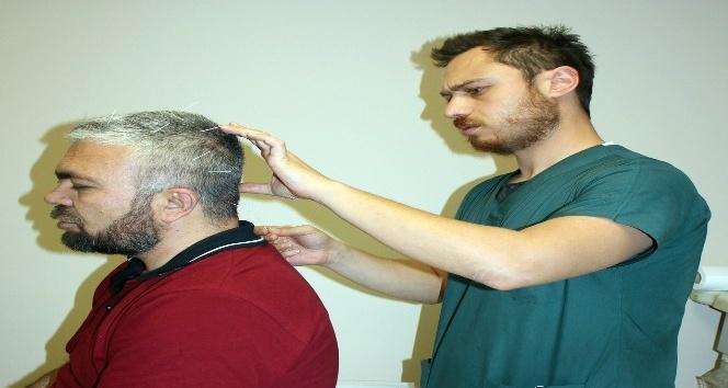 Aksarayda Akupunktur tedavisine yoğun ilgi