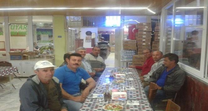 Belediye personeline iftar