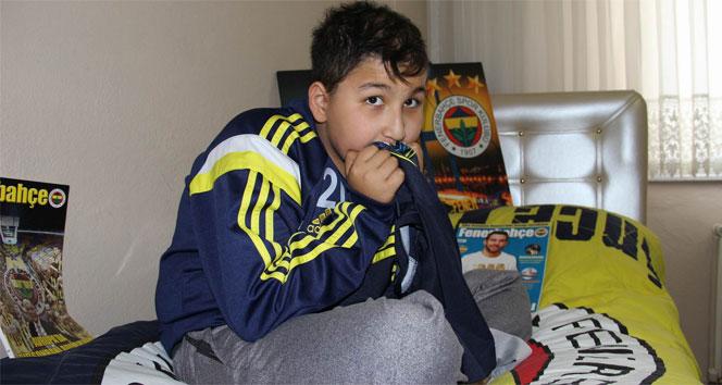 Fenerbahçe taraftarı Yasin'in hayalleri gerçek olacak