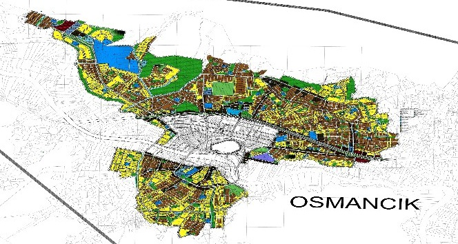 Osmancık'ın yeni imar planları askıya çıktı