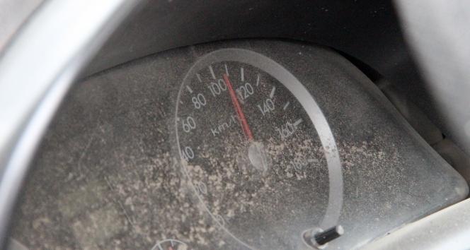 Hız ibresi 110 kilometrede takılı kaldı