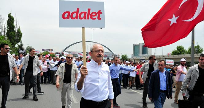 Kılıçdaroğlu grup konuşmasını Çamlıdere yol ayrımında yapacak