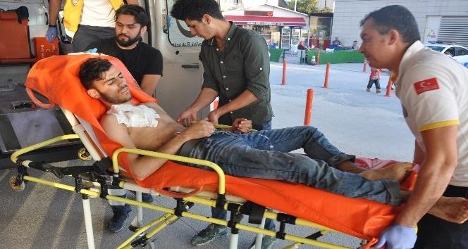Bursa'da Suriyeli gençler birbirine girdi: 1 yaralı