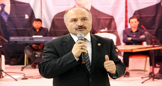 """MHP Grup Başkan Vekili Usta: """"Kışlalardaki zehirlenme olaylarının üzerine gidilmeli"""""""