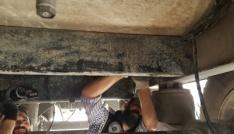 Mardinde kaçak sigara operasyonu