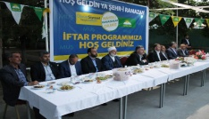 HÜDA-PARdan Muşta iftar