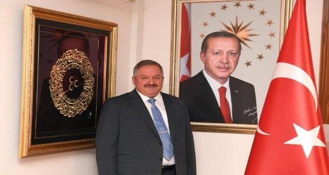 Kayseri Organize Sanayi Bölgesi Yönetim Kurulu Başkanı Tahir Nursaçan'dan Kadir Gecesi Mesajı