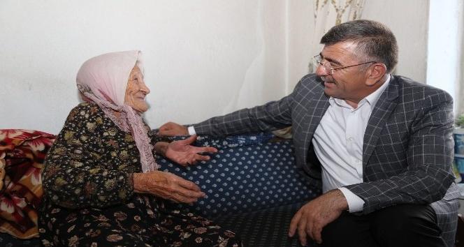 Niğde Belediye Başkanı Faruk Akdoğan, Ramazanın maneviyatını vatandaşımızla yaşıyoruz