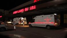PYDnin saldırısında yaralanan 4 kişi Kilise getirildi