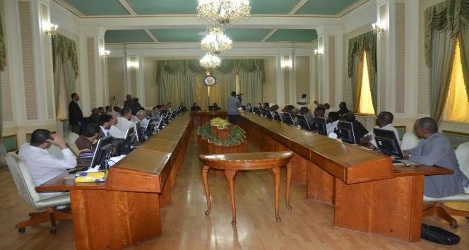 DTO'dan  Sudan'da çifte anlaşma