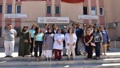Yaman, Dargeçitte ziyaretlerde bulundu