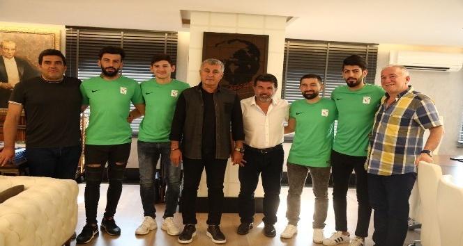 Manavgat Belediyespor'da transfer çalışmaları