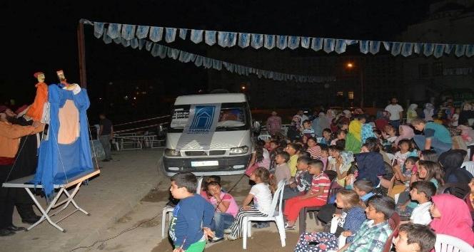 Tuşba'da Ramazan eğlenceleri devam ediyor