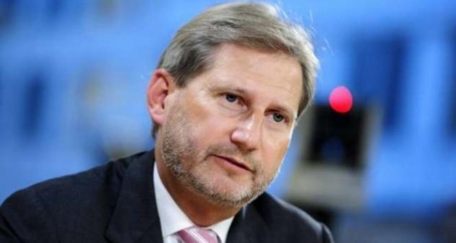 ABnin Genişlemeden Sorumlu Üyesi Johannes Hahn, Türkiyeye gelecek