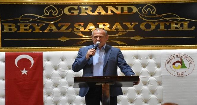 Düzce'de yapımı devam eden Güreş Stadyumu 22 Temmuz'da açılacak