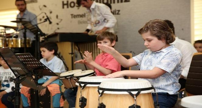 Müzik Akademisi, 16'ncı Perküsyon Buluşmalarına ev sahipliği yaptı
