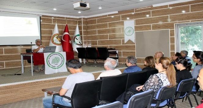 Iğdırda çölleşme ile mücadele konferansı düzenlendi