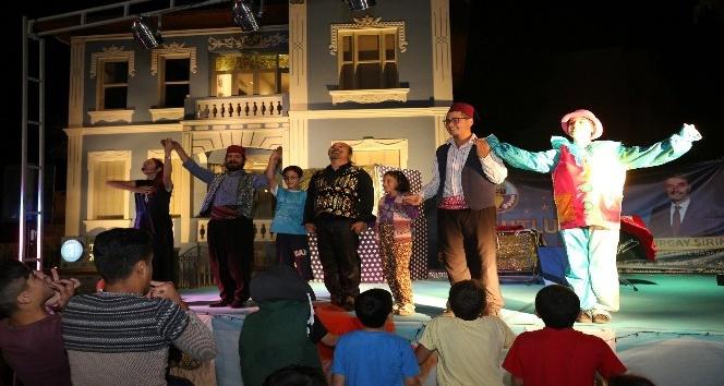 Turgutlu'da tarihi atmosferde Ramazan gecesi