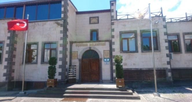 Uçhisar Belediyesi'nde yapılandırma duyurusu