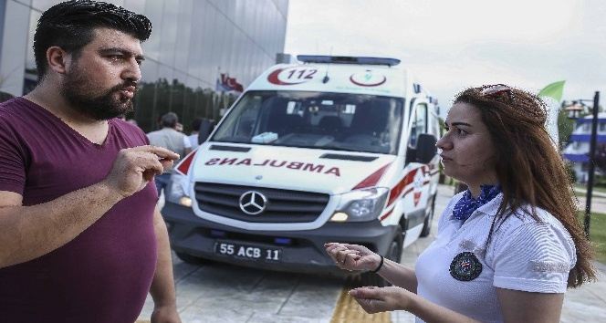 Deaflympics hayat kurtaracak