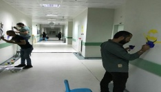 Yaşar Eryılmaz Devlet Hastanesinde çocuklar için yeni bir proje