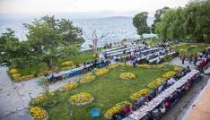 Ahlat Belediyesinden iftar yemeği