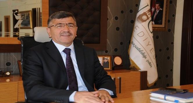 Niğde Belediye Başkanı Faruk Akdoğandan Kadir Gecesi Mesajı