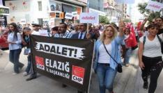 Elazığda CHPliler, Kılıçdaroğluna destek için yürüdü