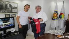 Orhan Şamdan TSO Başkanı Tetikere ziyaret