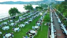 Uysaldan 3 bin 500 kişiye iftar