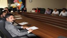 Vanda Özel Sağlık Kuruluşları ve Tıp Merkezleri değerlendirme toplantısı