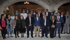 Vali Zorluoğlu, medya temsilcileri ile bir araya geldi