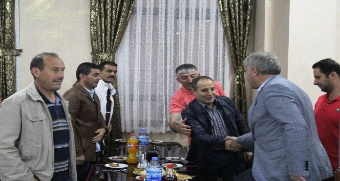 Başkan Memiş, personeli ile iftarda bir araya geldi