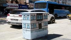 İpekyolu Belediyesinden trafoları güzelleştiren çalışma