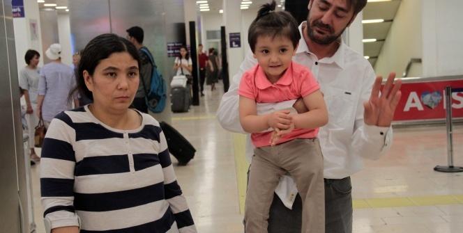 Antalyalı Özge yeni protez için İstanbul'da