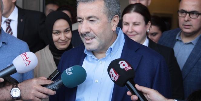 İstanbul İl Emniyet Müdürü Mustafa Çalışkan taburcu oldu