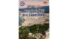 Spor Toto Karadeniz İkili Briç Şampiyonası Orduda yapılacak