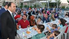 Haliliyeliler iftar sofrasında buluştu