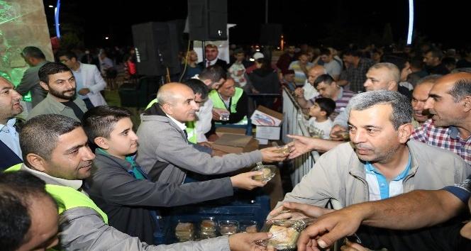 Kilis Belediyesi tarafından Kadir gecesi programı düzenlendi