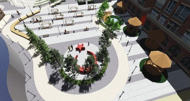 Selime Modern Kent Merkezi yapılacak