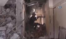 Irak güçleri Musuldaki Eski Şehir de operasyonlarına devam ediyor