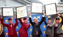 Qatar Airways yılın en iyi havayolu şirketi seçildi