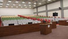 Elazığda 61 askerin yargılanacağı salon hazırlandı