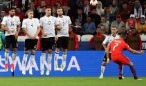2017 Konfederasyon Kupası - Almanya: 1 - Şili: 1
