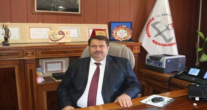Ağrı Milli Eğitim Müdürü Turanın Ramazan Bayramı Mesajı
