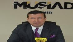 MÜSİAD İzmir Başkanı Ülküden Ramazan Bayramı mesajı